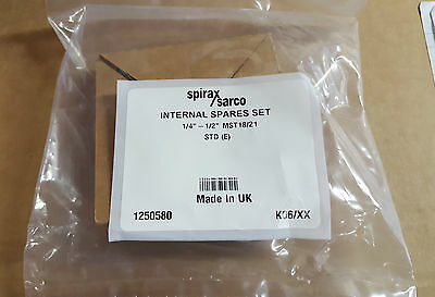 Spirax Sarco Steam trap internal spares set 1250580 NEW IN PACKET