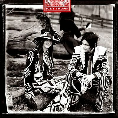 The White Stripes ~ Icky Thump ~ Vinyl Lp ~ *new/sealed*