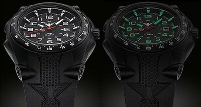 KHS Tactical Watches Sentinel Analog Date German Military Watch KHS.SEAB.S