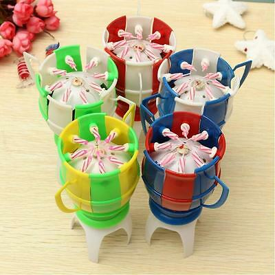 Football Birthday Candle Musical Football Cup candle sparkler