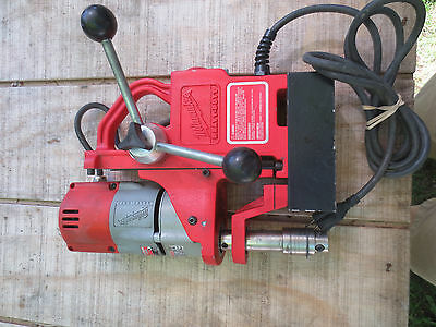 Milwaukee 4270-20 Drill Press Compact Electromagnetic good condition