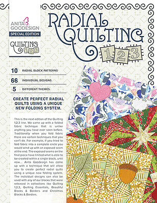Anita Goodesign Special Edition Radial Quilting 123