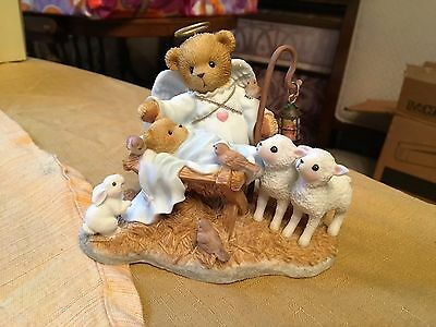"""Cherished Teddies - Eve #706787 """"Everyone needs someone to Watch Over Them"""