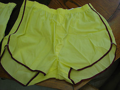 2 pairs new men's boxer shorts underwear prison institution Lupo brand 1970s
