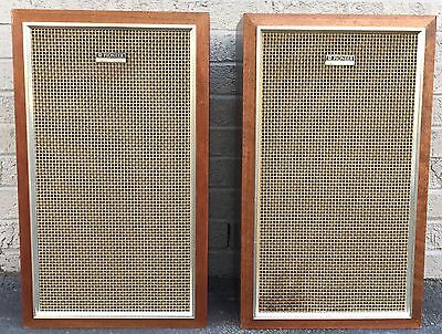 Pioneer CS-A50 Speakers - Beautiful Vintage - Good Working Condition