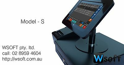 Complete Point of Sale System POS with software