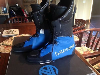 Lange World Cup Race boot liner, size 26.5, new, 2015-2016 season