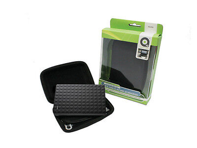 """IQ-2101 Portable Hard Drive / GPS Protective Case fits 3.5"""" to 4.3"""" HDD GPS"""