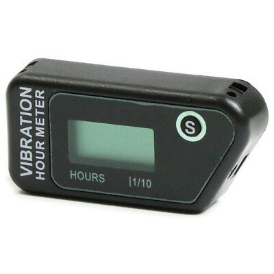 Ballards NEW Mx Wireless Vibration Dirt Bike Motocross Maintenance Hour Meter