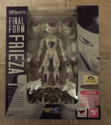 *In USA* NEW Authentic Freeza Frieza S.H. Figuarts Dragon ball Z Figure Anime