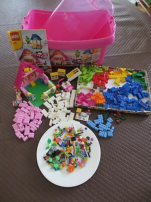 LEGO FRIENDS Bulk Lot - Tub + Various Sets including Rehearsal Stage & Horses