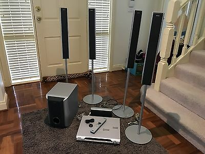 Sony DAV-DZ720 5.1 Channel Home Theater System with DVD Player