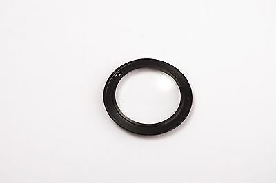 Rollei corrective diopter for Rolleiflex 2.8 GX FX F WLF -2.0 . Genuine part