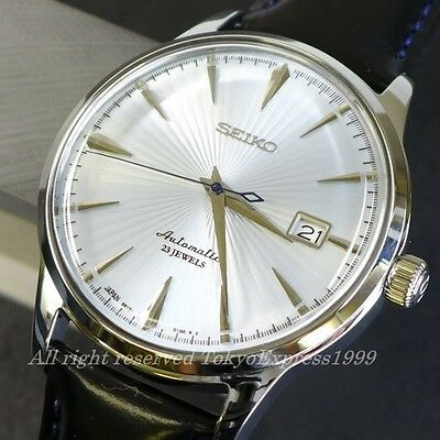 Seiko sarb065 Automatic 6R15 wrist watch made in Japan Free shipping.