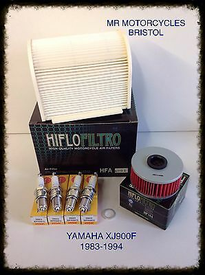YAMAHA XJ900F 1983-1994 Service Kit, Oil Filter, Air Filter, Plugs, SER2703