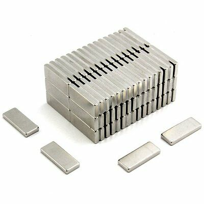 first4magnetsTM, F647-100, first4magnets F647-100 25 x 10 x 3 mm, magnete (K2S)