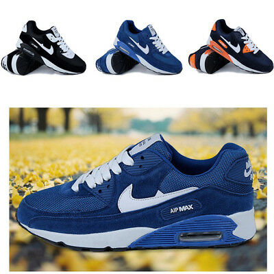 Men's Sports Shoes Breathable Sneakers Casual Skateboarding Shoes Running Shoes