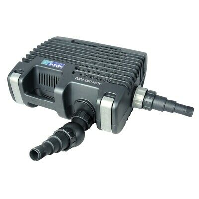 Hozelock Aquaforce 6000 - 1583A Filter & Watercourse 240V Pump - LATEST MODEL