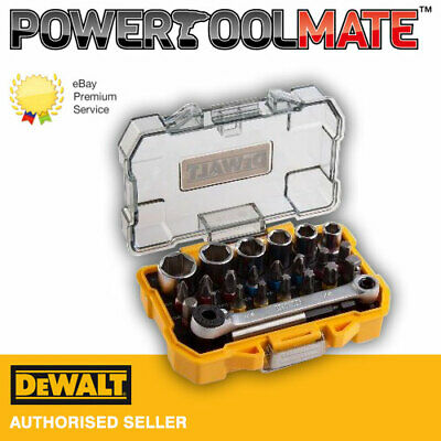 Dewalt DT71516 24 Piece High Performance Socket and Screwdriving Bit Set