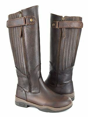Kanyon Gorse X Rider 2 Horse Riding Waterproof Outdoor Leather Country Boots