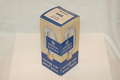 One (1) DRS GE Precision Lamp Bulb - 1000W, 115-120V - New, old stock