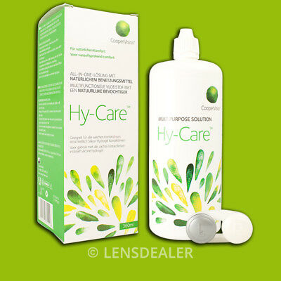 »» Hy-Care 360 Ml Kombilösung Cooper All In One Kontaktlinsen Pflegemittel ««