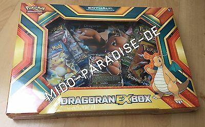Pokémon: Dragoran-EX-Box - NEU & OVP