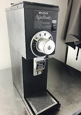 Bunn G1 Hd Commercial Coffee Grinder