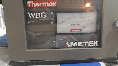 Ametek Thermox WDG-Flue Gas 25 Percent Oxygen Analyzer