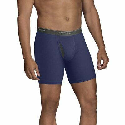 Fruit of the Loom Men's Boxer Brief 6 Pack 2XB-5XB
