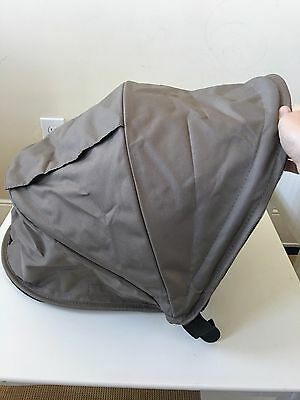 Baby Jogger City Select Replacement Sunshade Canopies-Quartz