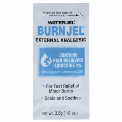 Water Jel Ointment for Burns 25 - 1/8 oz Packets, 58645