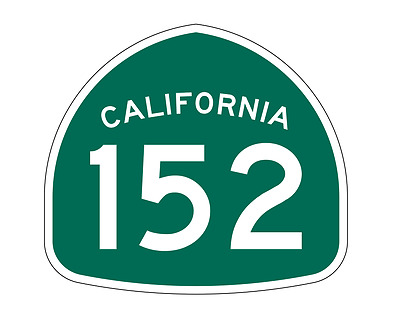 California State Route 36 Sticker Decal R1140 Highway Sign