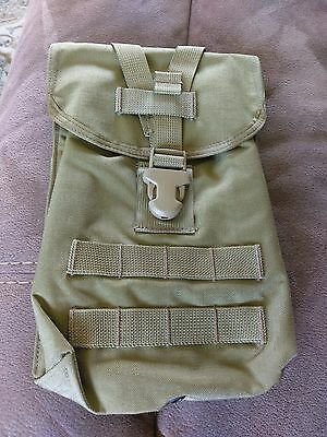NEW Eagle Industries MOLLE Charge Pouch with Anti-Static Khaki CP-W/AS-MS-5KH