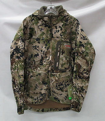 Sitka Gear Mens Traverse Cold Weather Hoody 70002 Optifade Subalpine Size Large