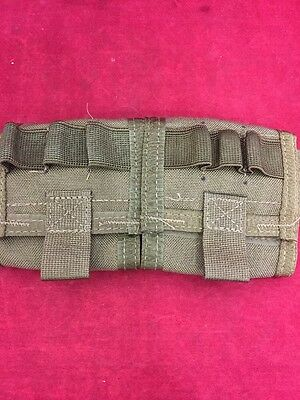 ONE NEW PARACLETE ARMOR Ammo Ammunition Pouch ASG0019 Coyote 12G 19 Rounds
