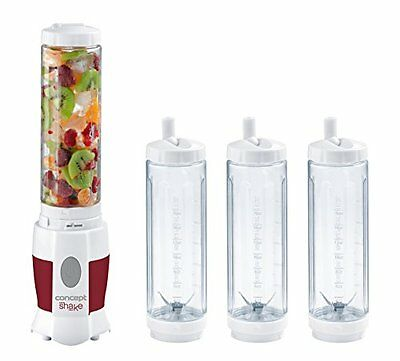Concept casa dispositivi sm3354 Smoothie Maker Shake and Go Family Pack (y2d)