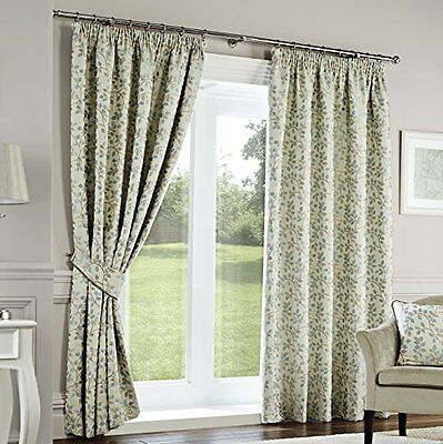 Dreams n Drapes Curtina - Tende foderate Oakhurst, 66 x 54 cm, colore: (g2a)