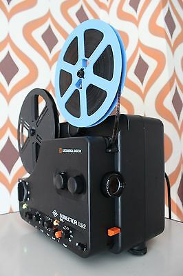Agfa Sonnector Ls2 Super 8 8Mm Sound Retro Cine Film Movie Projector Mint Boxed