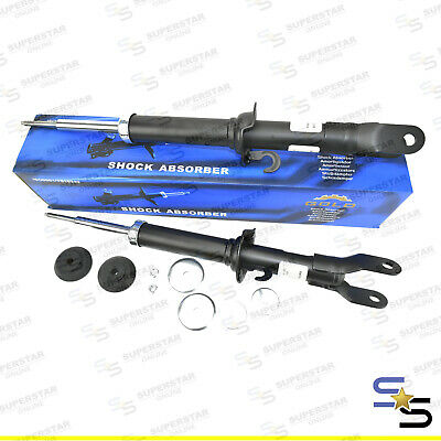 Ford Falcon Au Standard Front Gas Shock Absorbers Ute Sedan Wagon
