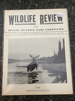Wildlife Review May 1957