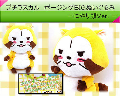 13 inch Japanese DX DELUXE Rascal//Racoon Silky Plush-ship free
