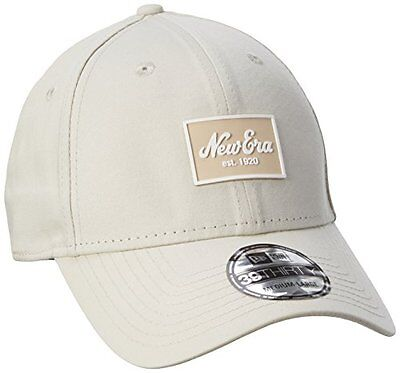 New Era Patched Tone 3930 Newera Stn - Cappello da Uomo, colore Beige, (t9s)