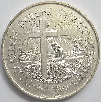 RARE!!!!!!!! Sterling Silver Coin Medal - Polish Government-in-Exile. 96.8 GRAMS