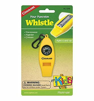 Coghlans For Kids Quattro Whistle Funzione (N1C)