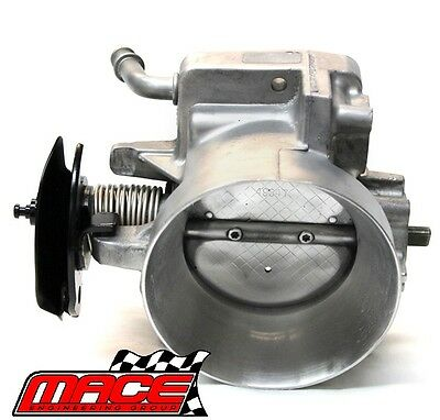 Mace 75Mm Bored Out Throttle Body Holden Commodore Vt Vx Vy Ls1 5.7L V8