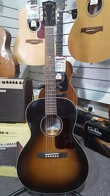 Sigma LM-SG00 '00' Size Acoustic Electric Guitar with Solid Spruce Top