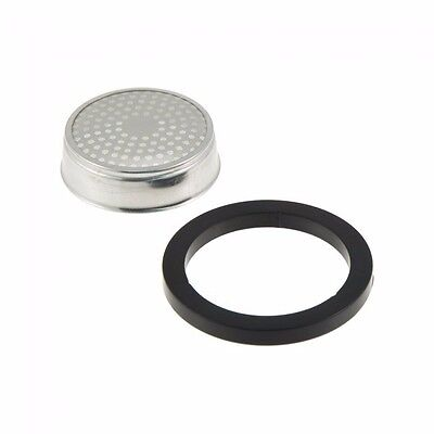 E61 Espresso Machine Group Head Kit - Shower Screen and 9mm Group Gasket