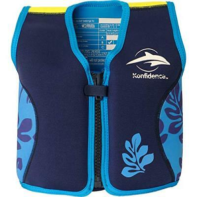 KONFIDENCE Float Jacket Age 4-5yrs (Blue) (S8K)