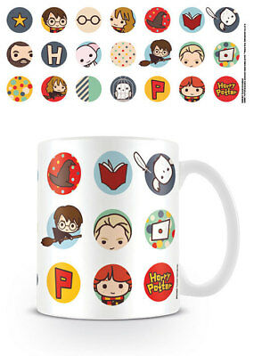 Harry Potter : KAWAII CHARACTERS HARRY, RON, HEDWIG & MORE from Pyramid